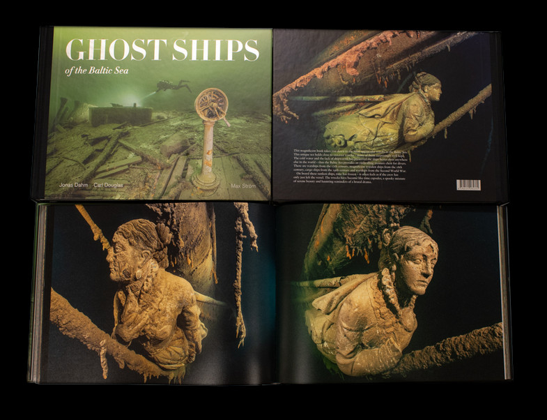 Ghost ships wrecks of the baltic